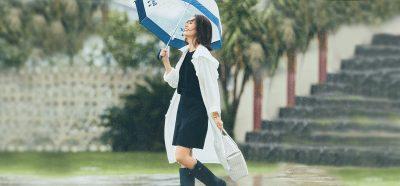 〝ガチ〟でもオシャレな雨の日ファッション
