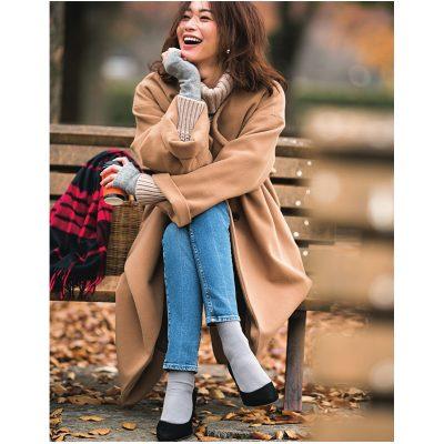 冬を乗り切るNOTブーツな靴下オシャレって?