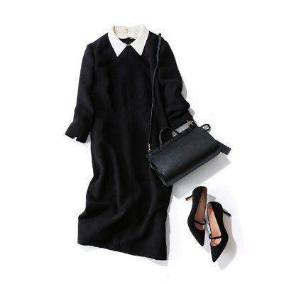 【卒入園コーデ】「THE FIRST LADY」がコンセプトの上質なきちんと服