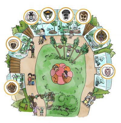 5組10名様ご招待!東武動物公園で〝モンキーライフ〟体験しよう