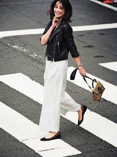 私物公開!青木裕子さん〝服はハンサム、靴は甘口♥〟