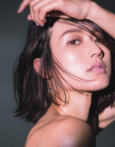 小田切ヒロさん実演「角質ケアクレンジング&洗顔」