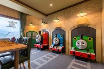 3世代で楽しみたいトーマスの〝スイートルーム〟