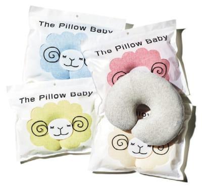 枕専門メーカー「まくら」の赤ちゃん用枕