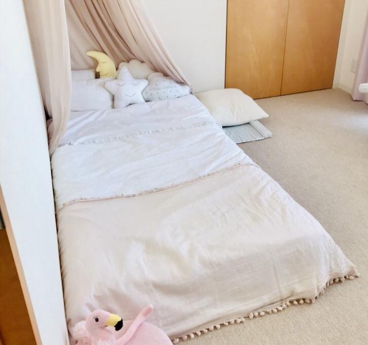 寝る 場所 赤ちゃん