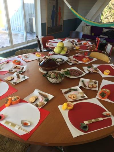 牧野紗弥さん「年末年始は友人家族と〝自給自足〟的、大お料理大会」|チームVERYのお正月