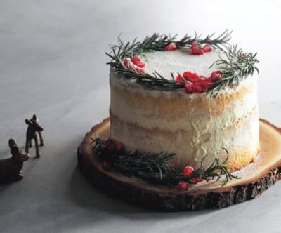 市販スポンジで!クリスマスケーキのデコレーション8選【子どもと手作り&絞り口不要】