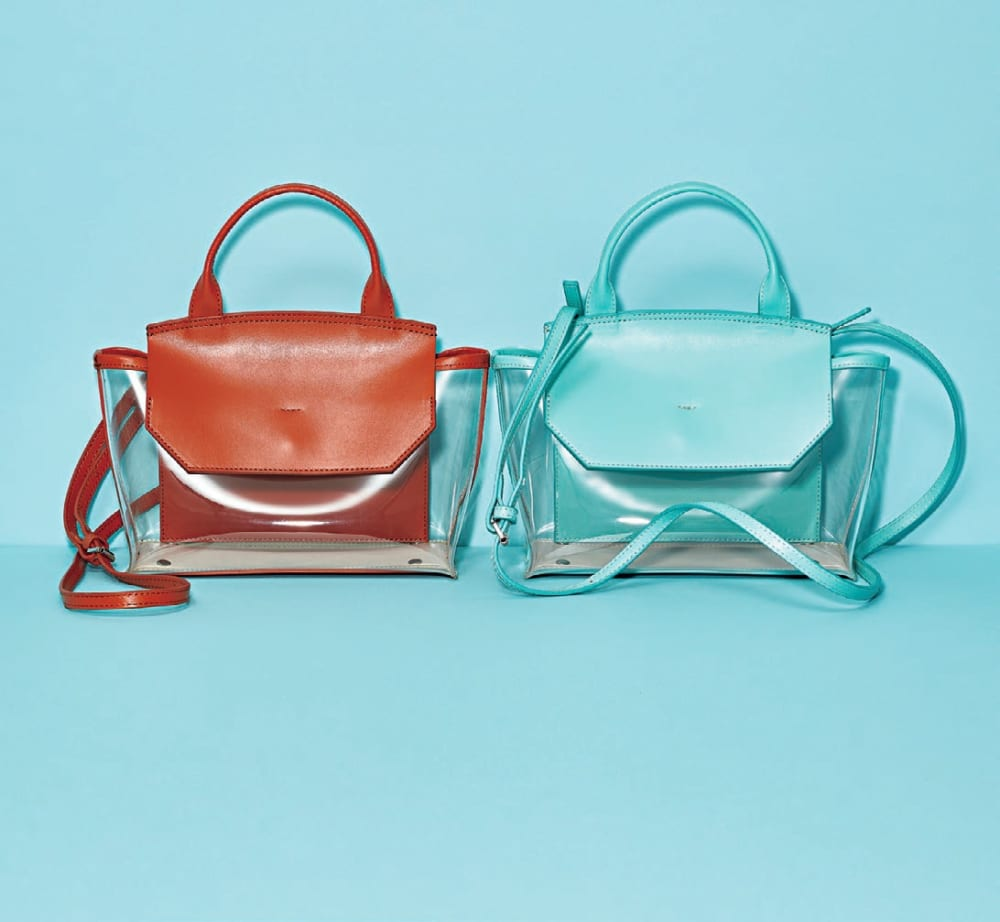 街で持てるPVCバッグなら、この3ブランドを狙え!   ファッション ...
