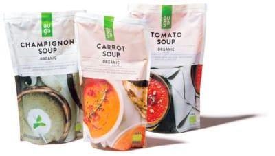 あと1品!に便利でおいしいオーガニック野菜のスープ