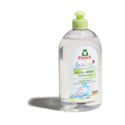ほ乳びん洗いにも!フロッシュ®からベビー用洗剤が誕生