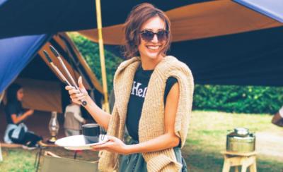 VERY的ファッションブランドも今季は「街とキャンプ兼用可能」に注目