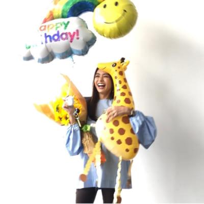 """滝沢眞規子さんの""""Happy Birthday!""""〜撮影現場にて〜"""