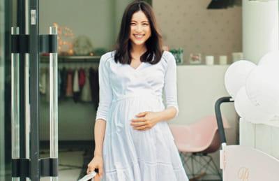 清潔感いっぱい!TBS笹川友里アナのマタニティワンピBEST5