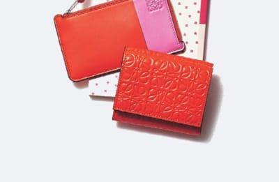 最新版ブランドミニ財布「三つ折り」編③新型デザインも!