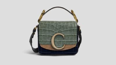 Chloé Cバッグをカスタマイズできるポップアップが伊勢丹新宿店に登場