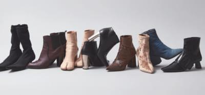 VERYスタイリスト8人の「本当に使えるブーツ」愛用品をそのまま公開!