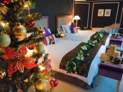 ホテルアラマンダ青山で過ごすクリスマス。優雅なホテルステイはいかが?