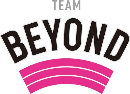 「TEAM BEYOND」公式サイト