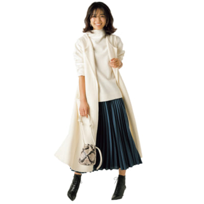 冬の最強イベント服「艶プリーツ」ポチりで買える4選