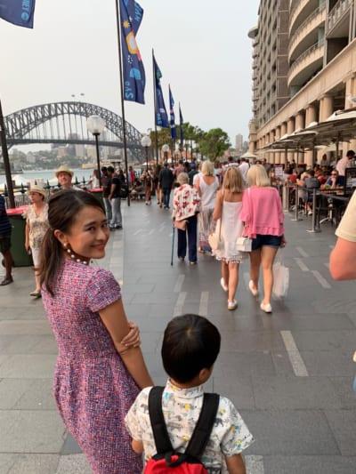 東南アジア在住ママブログ 「オーストラリア旅行 -シドニー編-」