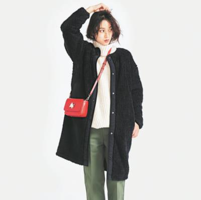 """関西発!ユニクロ上手ママが選んだ""""女っぽ目線""""の防寒アウター5選"""