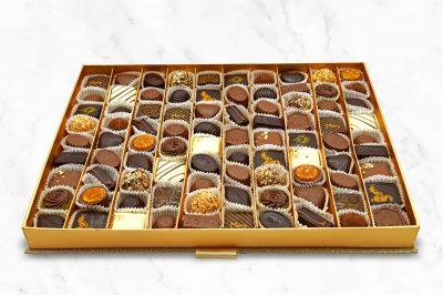 かぶらないバレンタイン!「世界で幸せになれる場所」に選ばれたチョコレート【Madame Delluc】