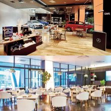 〝Mercedes me Tokyo〟