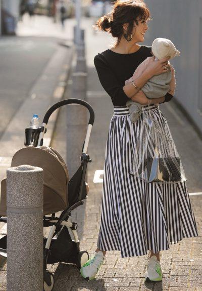 【乳幼児ママに】1万5千円以下の華やかボトムスが見つかる3ブランド