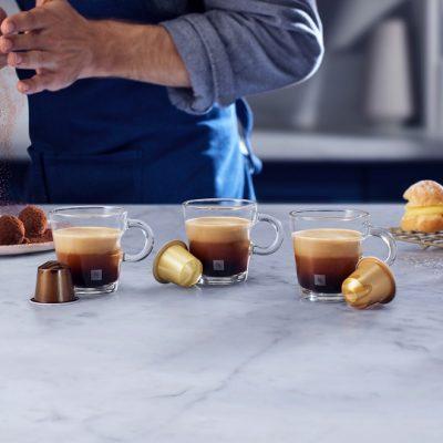 【ネスプレッソ】エクレアやブリュレの新フレーバーコーヒーで、おうちカフェ時間がもっと楽しくなる
