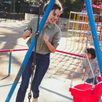 3歳の女の子ママ・申 真衣さんの育児は?ママ友づき合いは?出産時のエピソードも公開|シンマイさんに聞きたい50のこと④