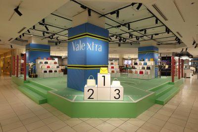 【3/31まで】Valextraが限定ストアをオープン@伊勢丹新宿