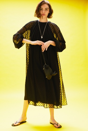 """艶やかで女っぽい!ロンハーマンが提案する""""夏に着る黒""""が素敵すぎる"""