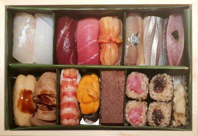 あの名店のリッチなテイクアウト「高級鮨が食べたい!」編