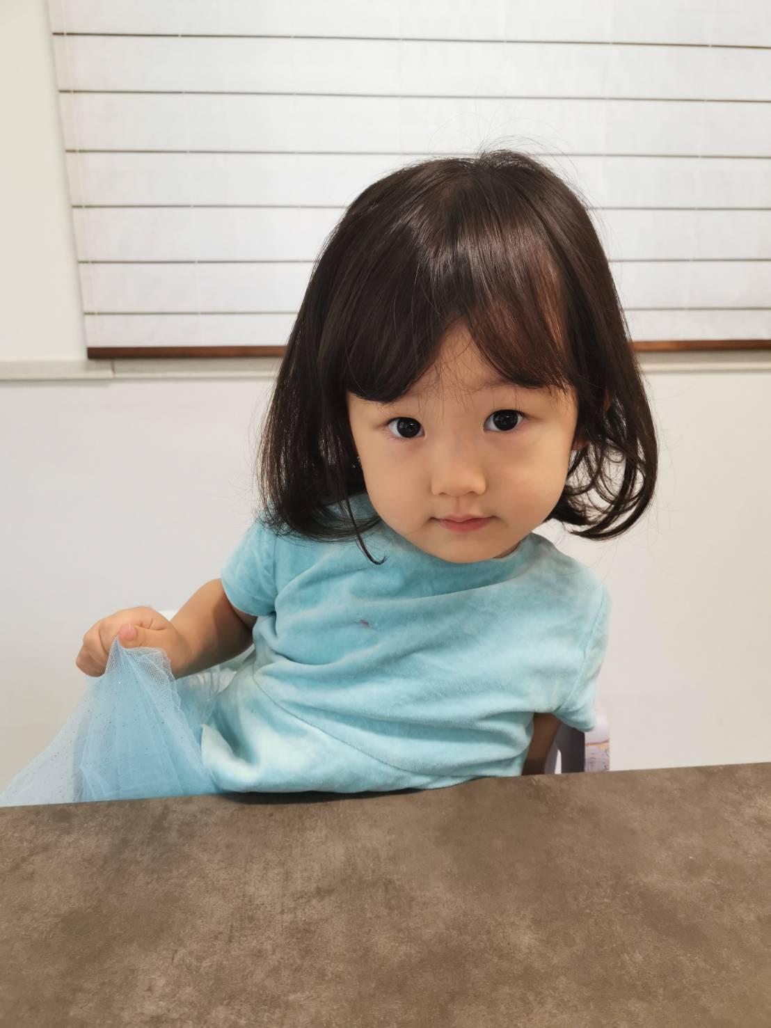 ヘアメイクさんに聞く、子供の髪セルフカット攻略法!【女の子編 ...