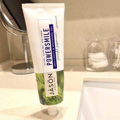 スタイリストの「ポチ買いおこもり名品」iHerbの歯磨き粉
