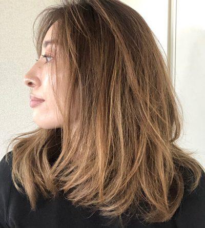 【セルフカラー】成功5つのコツ!色落ちダメージ髪のライターが実践ビフォー&アフター