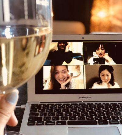 【zoom、たくのみ、LINE  使い比べ】ライターが実践・オンライン飲み会レポート①