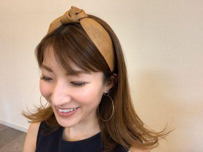 つけるだけで簡単オシャレ!30代40代の「カチューシャ」関西ママの人気ブランドは?