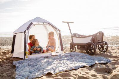 おうちキャンプに!キッズルーム代わりにも!VEERのテントならその後も使える