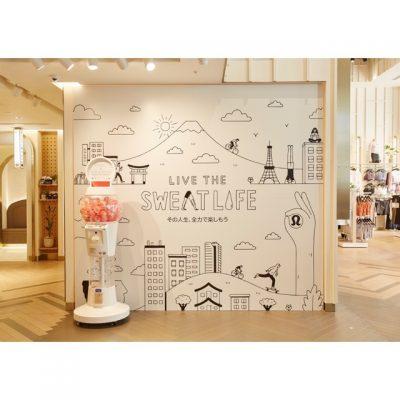 家族で行きたい「ルルレモン」アジア最大規模の六本木ヒルズ店がオープン!