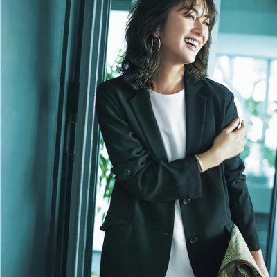 30代【辛口派着回し】キレイめオフィスコーデ2週間【2020】