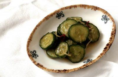 """大人の""""むくみ""""には4つの夏野菜!簡単&おいしい薬膳レシピ"""