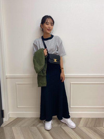 近藤千尋さんがポチ買いしたセリーヌの私物バッグと妄想お出かけコーデを公開!