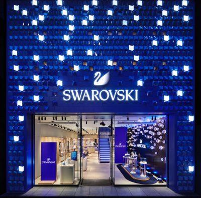 ワークショップも体験できる!「スワロフスキー」銀座店がリニューアルオープン