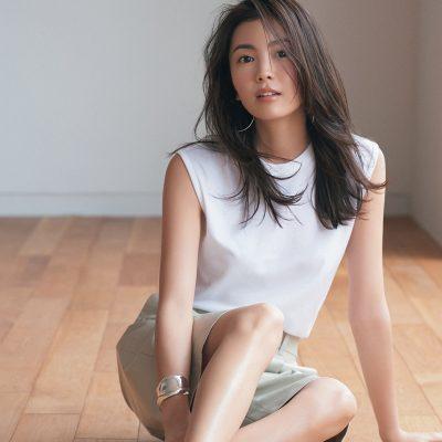 """モデル矢野未希子さんがリアルに着ている""""偏愛Tシャツ""""ベスト5!"""