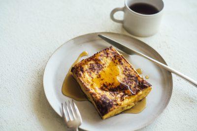 食パンがとびきり美味しく!Mr. CHEESECAKE風フレンチトーストレシピ