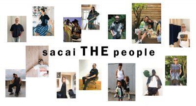 オープン限定商品も!sacaiが公式オンラインストアをついにオープン