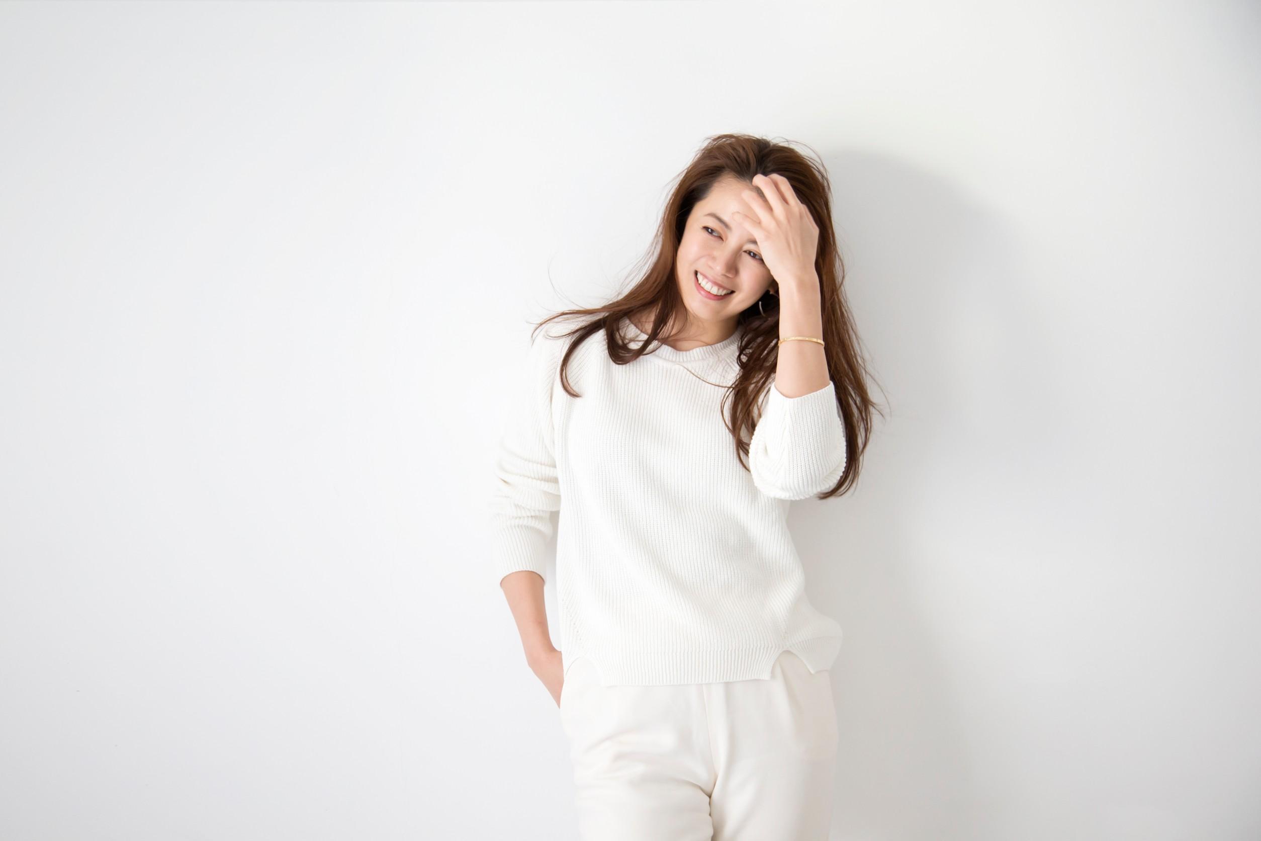モデル中林美和。NiziU(ニジュー)RIMA(リマ)の母親(ママ)。