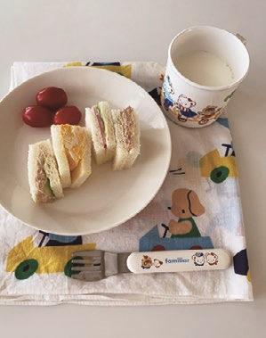 「食が細くて食べ終わるのに 時間がかかります」子どもの栄養Q&A④