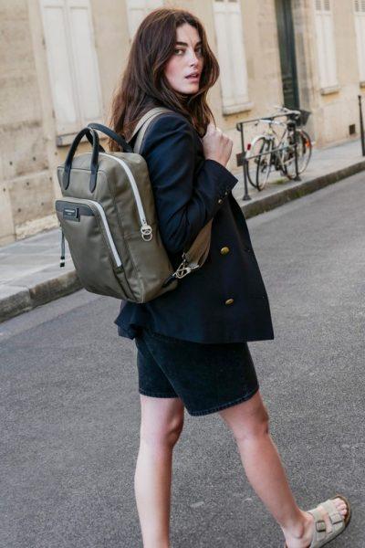 【明日発売】「ロンシャン」のサステナブル×ユニセックスなバッグは使いやすさも!